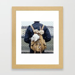 Henri Framed Art Print