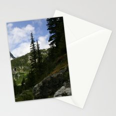 Olympic Mountains Stationery Cards