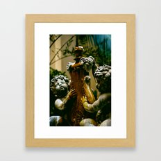 Aged Youth Framed Art Print
