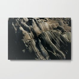 Mountain of the rock Metal Print