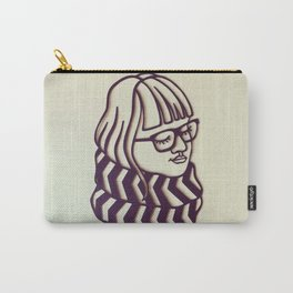Glasses & Scarf Carry-All Pouch