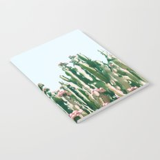 Blush Cactus #society6 #decor #buyart Notebook