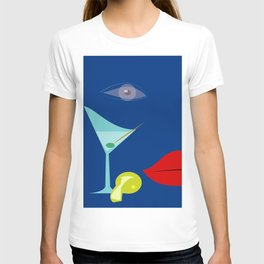 Cocktail Martini T-shirt