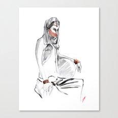 Turkish Delights - Gypsy Lover Canvas Print