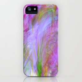 Violetdreaming iPhone Case