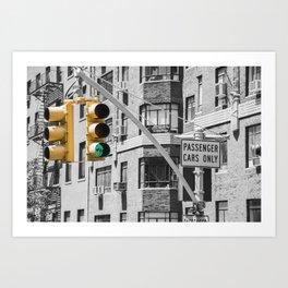 Passengers Only NY Art Print