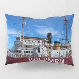 Fireship Columbia Pillow Sham