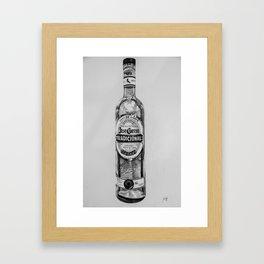 Traditional. Framed Art Print
