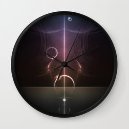 temporalis Wall Clock