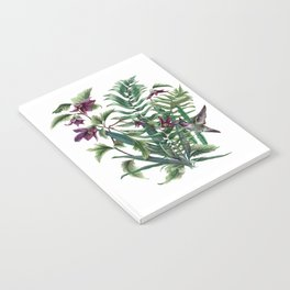 Nature's Jewels Notebook