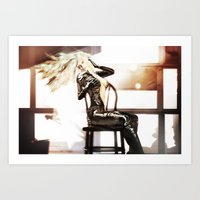 grease Art Prints featuring Grease by DeeDee
