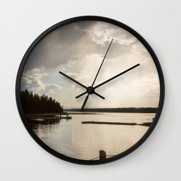 Let's load up Wall Clock