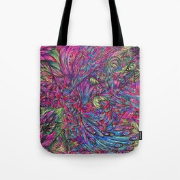 Pinky Pop Tote Bag