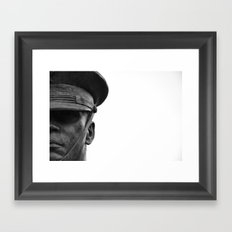 The Sentinel Framed Art Print