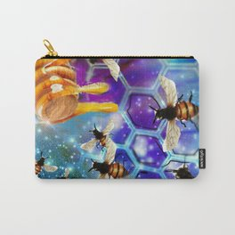 Royal Honey Carry-All Pouch