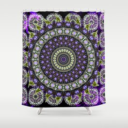 The After World... Shower Curtain
