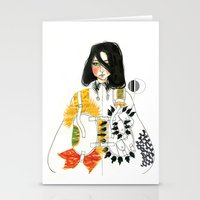 soldier Stationery Cards featuring Soldier by Dunia Design