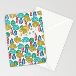 Happy Hermit Stationery Cards
