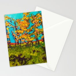 """The Oranges"" Stationery Cards"