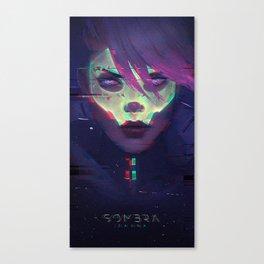 S o m b r a Canvas Print