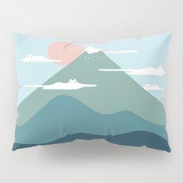 Cat Landscape 72B Pillow Sham