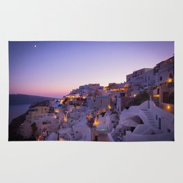 Santorini Sunset Rug