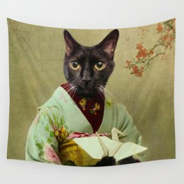 Mou-chan Wall Tapestry