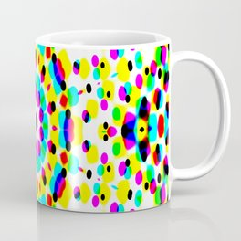 Colorful Dot Fantasy Coffee Mug
