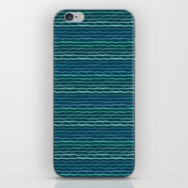 Ride The Tide - Texture Series 1 iPhone Skin