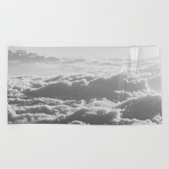 Celestial Beach Towel