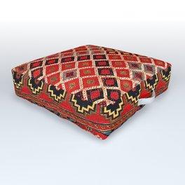 Afshar Kerman South Persian Cover Print Outdoor Floor Cushion