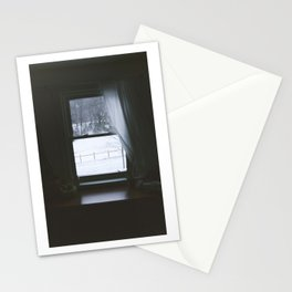 Bright white Stationery Cards