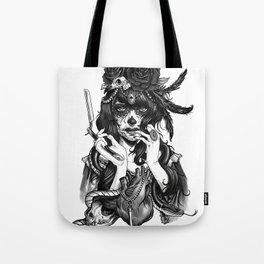Chicana Tote Bag