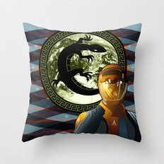 Ender's Game Throw Pillow