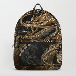 Dragon Pentagram Backpack