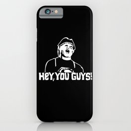 Hey you guys ! iPhone Case