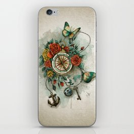 to guide you home iPhone Skin
