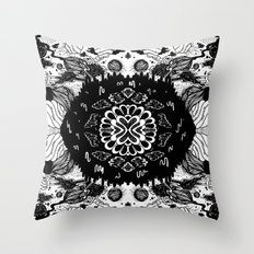 Parallax Throw Pillow