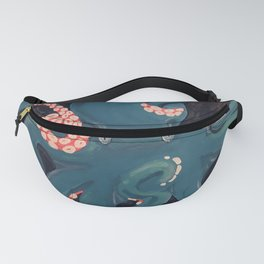 Octopus Stare Fanny Pack