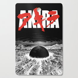 AKIRA - Neo Tokyo Is About To Explode Cutting Board