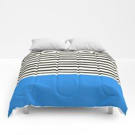 Ocean x Stripes Comforters