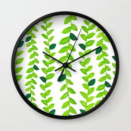 Cover 35 Wall Clock