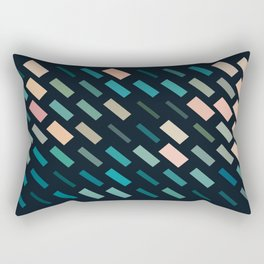 color story - patches Rectangular Pillow