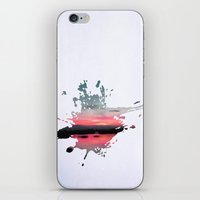 storm iPhone & iPod Skins featuring Storm by Last Call