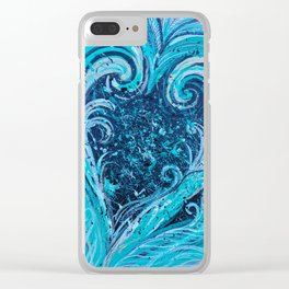 Guard Your Heart Clear iPhone Case