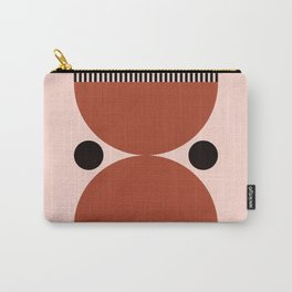 Abstraction_SUN_BALANCE_BLACK_LINE_POP_ART_Minimalism_013AA Carry-All Pouch