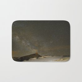 the Milky Way, Sagittarius and Antares on the Sierra Nevada National Park Bath Mat