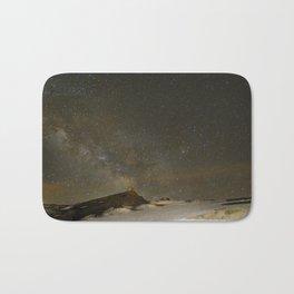 the Milky Way, Sagittarius and Antares on the Sierra Nevada National Park Bath Mat
