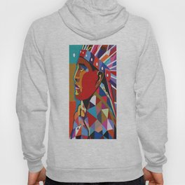 American Natives And Patterns No. 68 Hoody