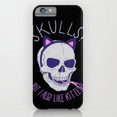 Skulls and Kittens iPhone 6s Slim Case